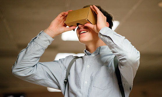 Creativity and Virtual Reality